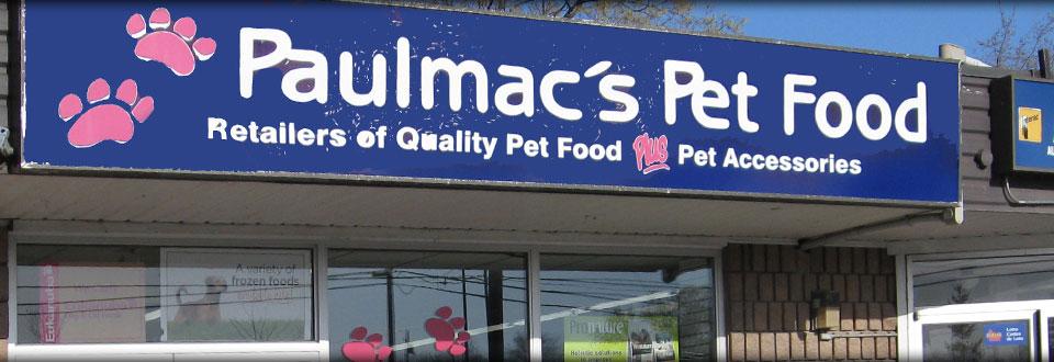 Paulmac's Pet Food
